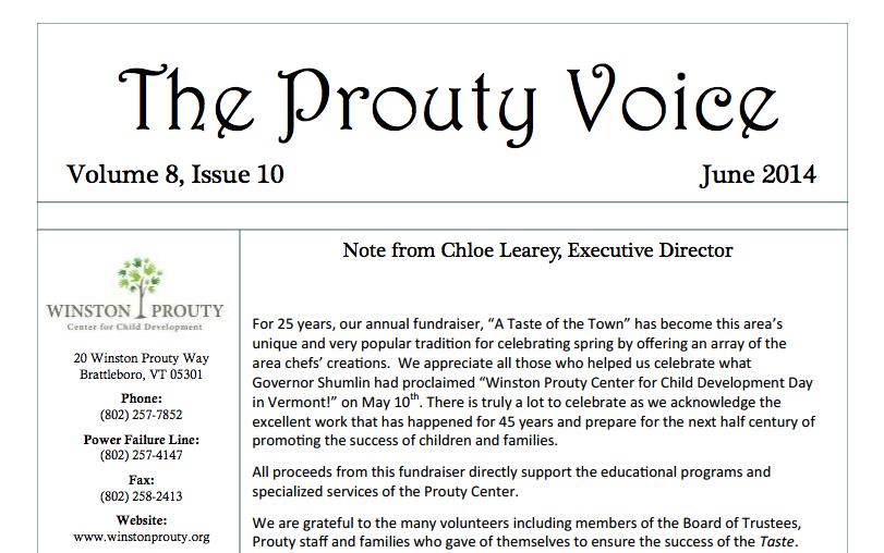 Prouty Voice