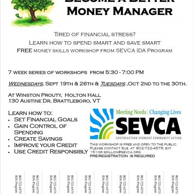 Free Financial Fitness Classes