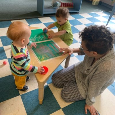 Child care will need more staff, more space, more money