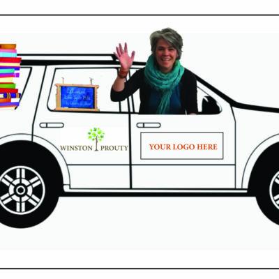 Winston Prouty seeks vehicle for winter bookmobile program