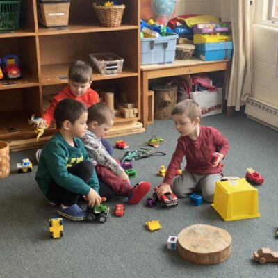 The dismantling of the Child Development Division