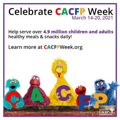 CACFP Week